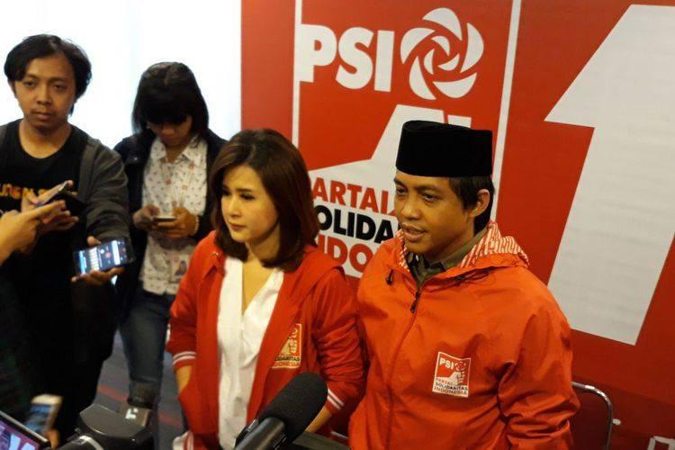 """Salah Satu Komedi di Panggung Politik Itu saat PSI """"Ngelunjak"""" Cak Imin"""