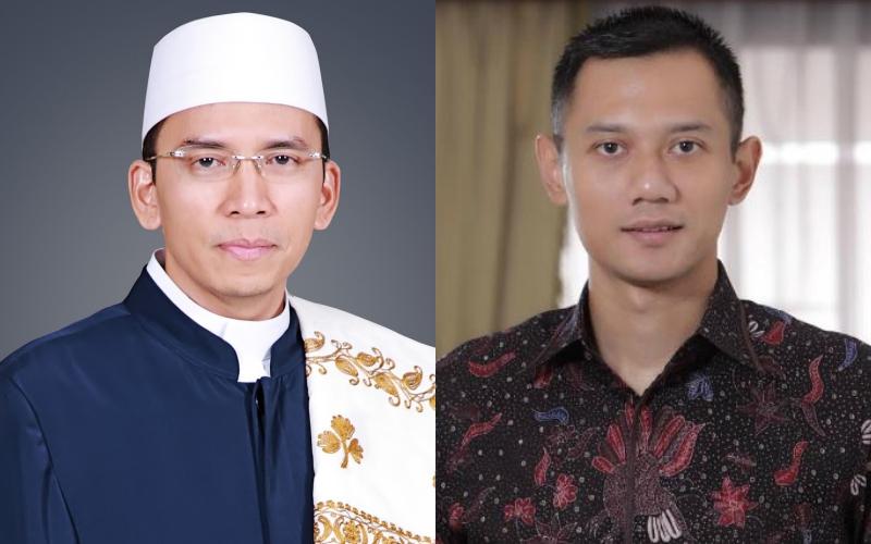 SBY: Antara AHY dan TGB