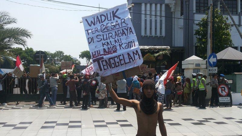 """Catatan Hukum (1): Siapa Berhak Atas """"Waduk Sepat"""" Kota Surabaya?"""