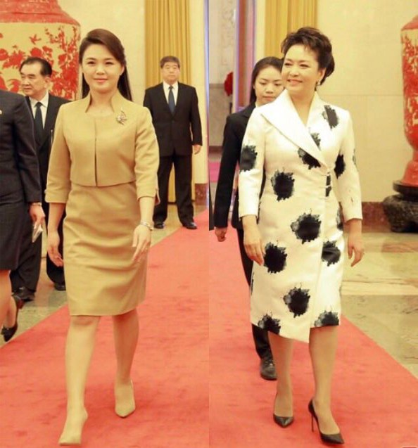 Persaingan Seru, Siapa Lebih Cantik antara Dua Ibu Negara Ini