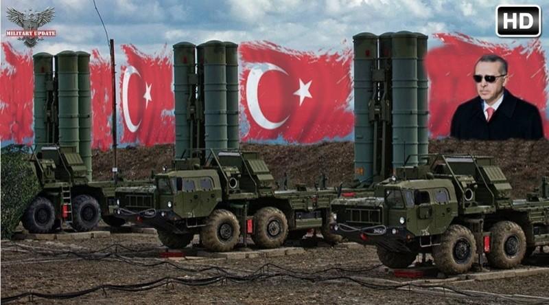 """Turki """"Keukeuh"""" Beli Rudal Rusia padahal NATO Melarangnya"""