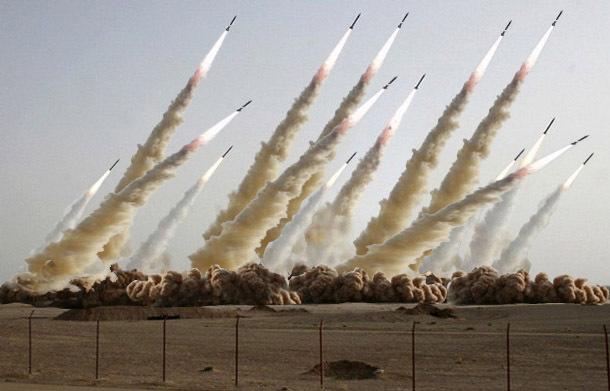 Rudal Sekutu yang Menyerang Suriah Hasil Hoaks yang Diviralkan