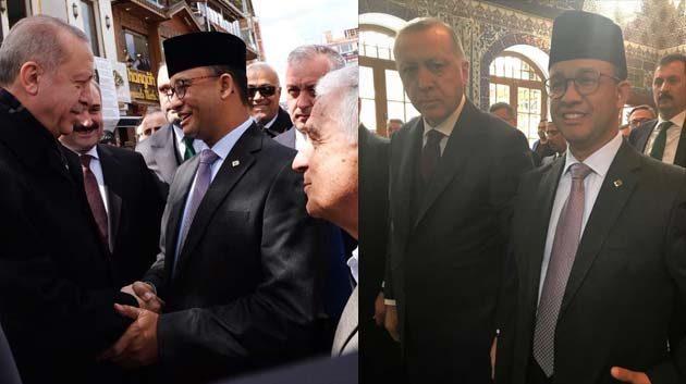 Tamu Erdogan yang Harus Nunggu di Pinggir Jalan