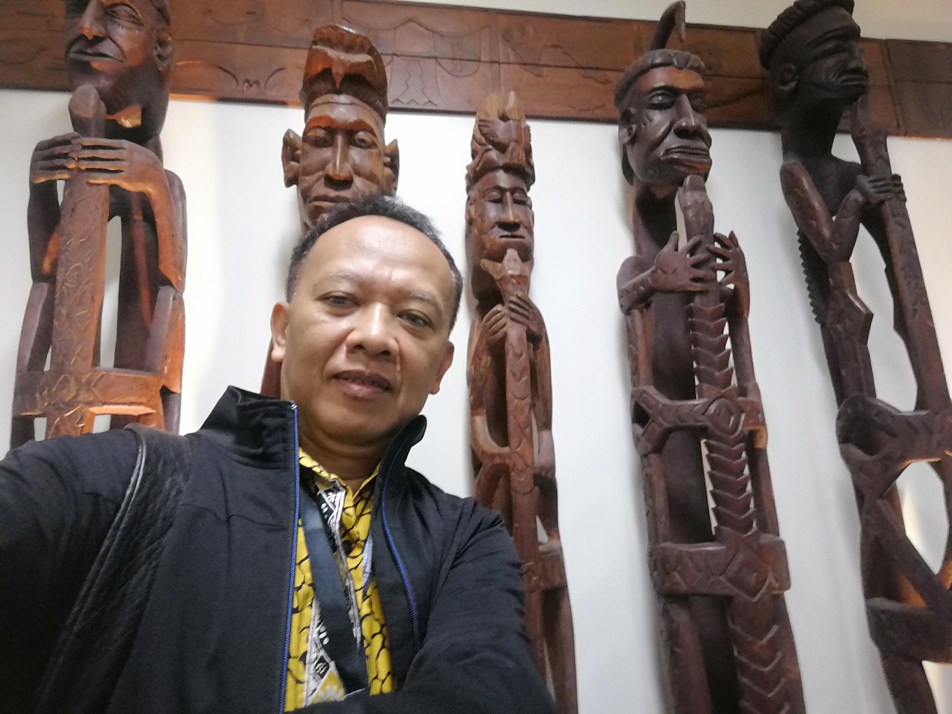 Berbagi Ilmu Menulis (1): Mati Gaya Cara Papua Akibat Internet Sekarat