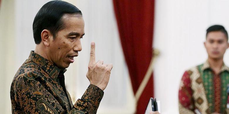 Wajarlah Jokowi Marah