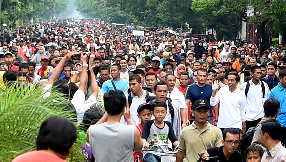 Bahasa Cinta Sang Presiden dan Yusril yang Lebih Pintar dari Jokowi