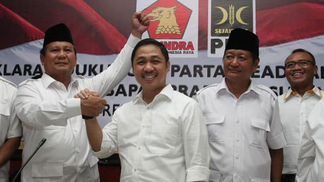 Nasib Calon Presiden Gerindra Sangat Bergantung pada PKS