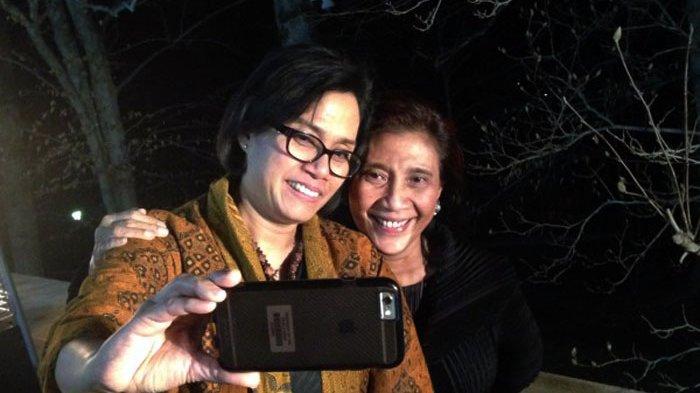Dua Srikandi Ini Pantas Jadi Pendamping Jokowi
