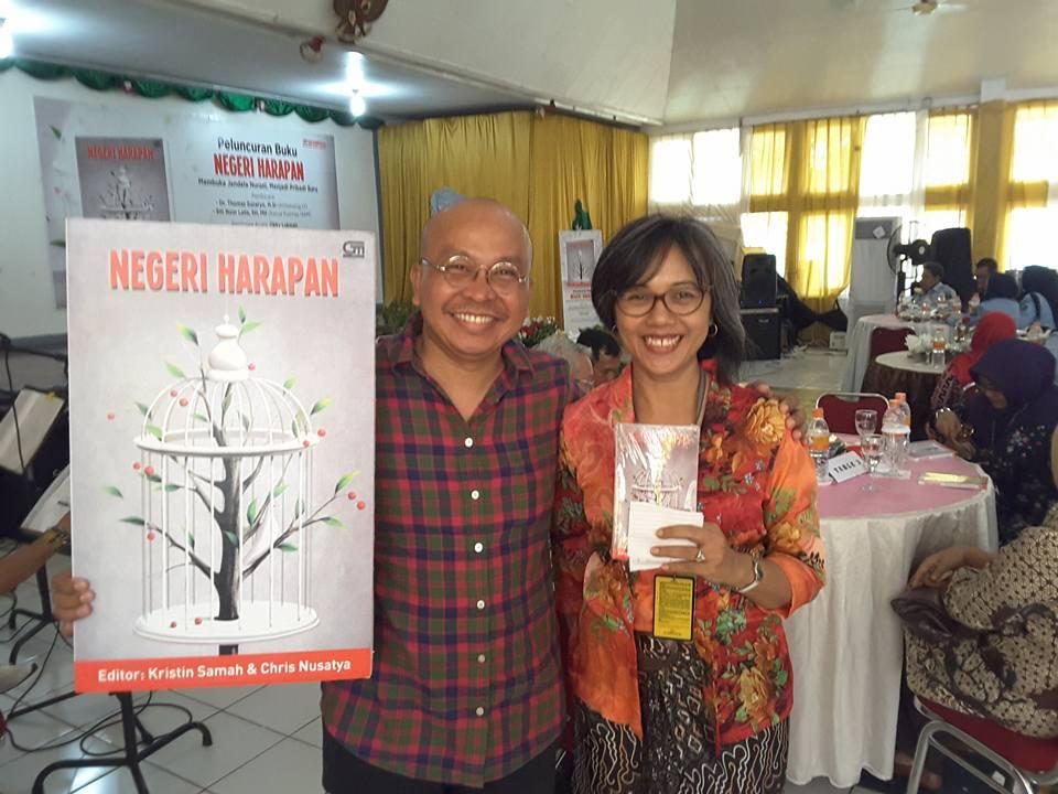 Kang Maman Suherman, Ezki Suyanto dan Aku