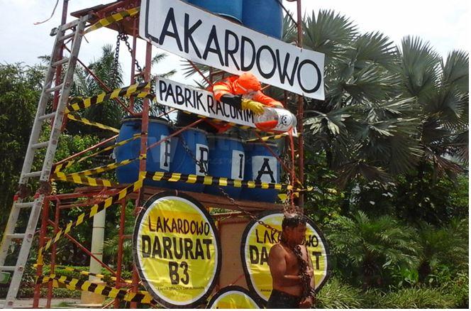 Penelitian Lakardowo (1): Kandungan Ferrum Tergolong Tinggi