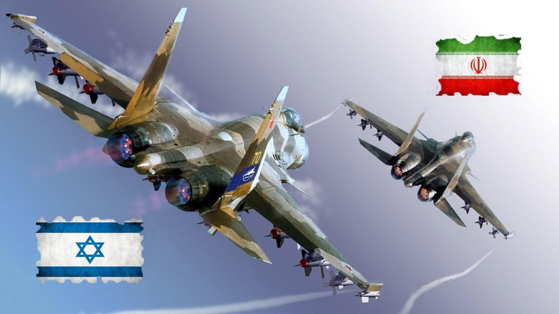Perang Terbuka Iran versus Israel Tinggal Tunggu Waktu