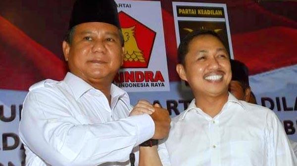 Soal Elektabilitas, Tipis Kemungkinan Prabowo Pilih 1 dari 9 Capres PKS