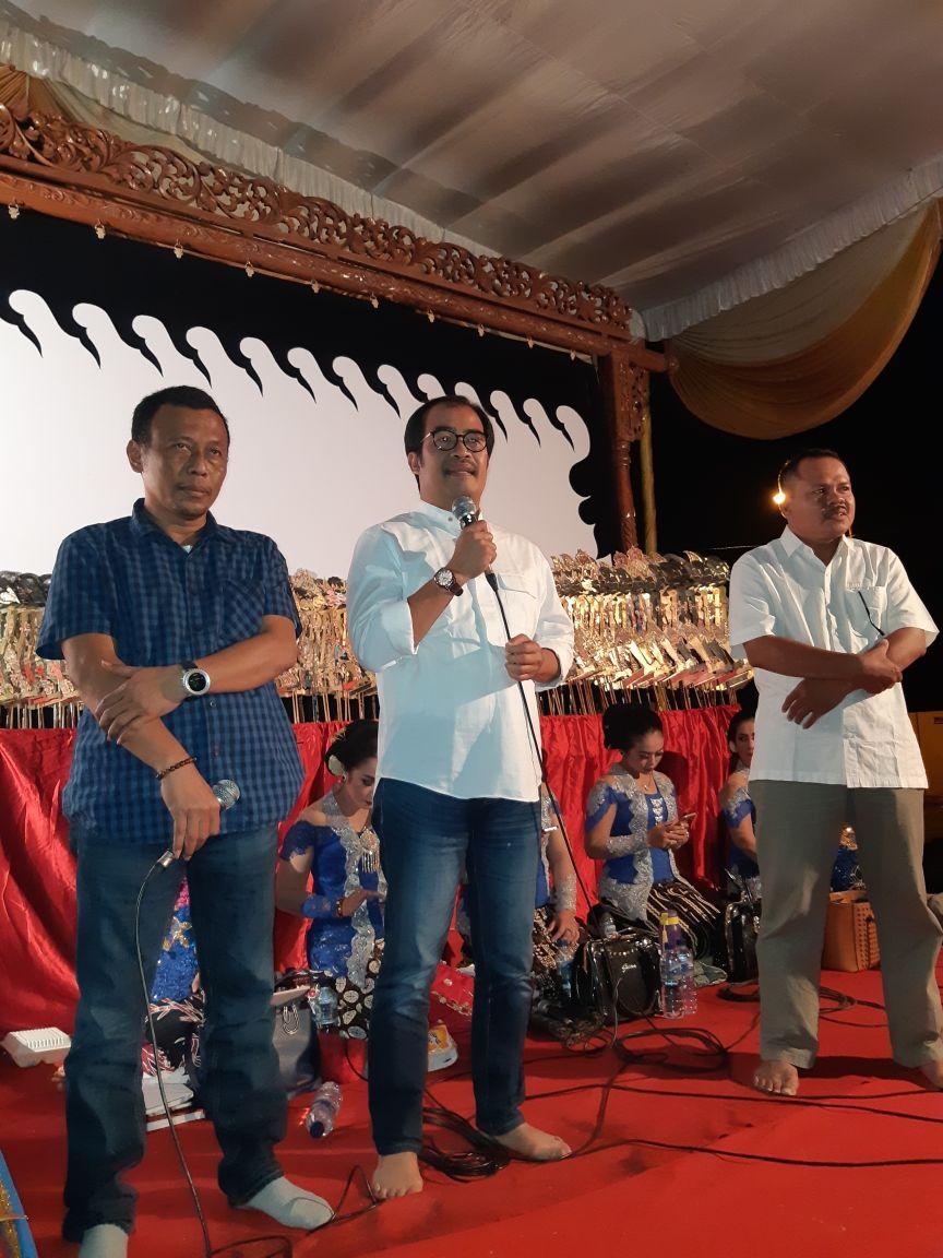 Relawan Progo Khofifah-Emil Gebrak Budaya Ponorogo