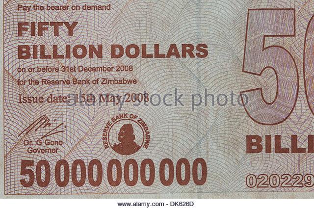 Partai Gerindra, Nilai Dollar AS dan Dollar Zimbabwe