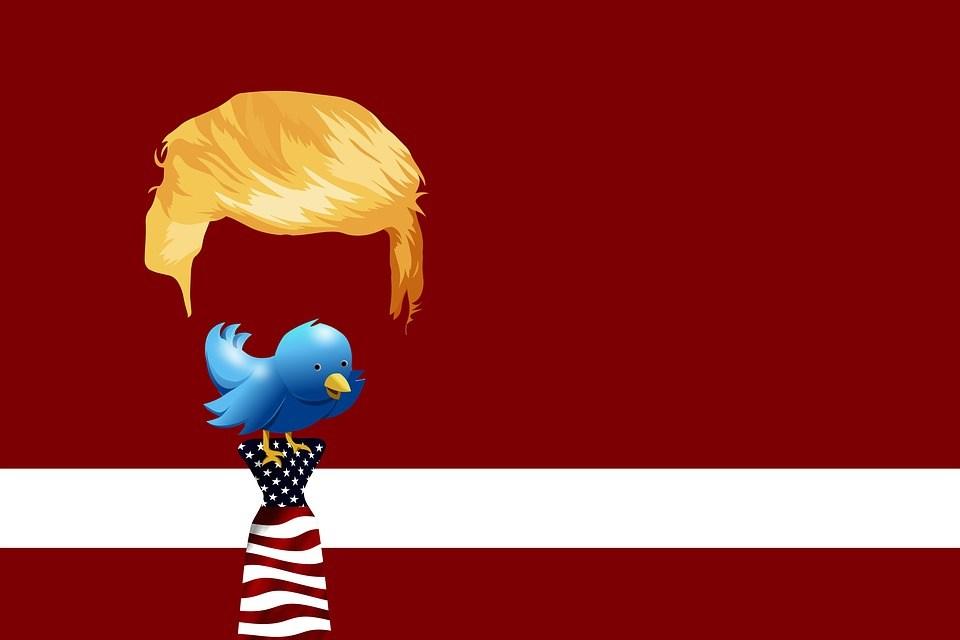 Jurus Balik Kucing, Twitter Trump yang Dinantikan Sekaligus Diolok-olok