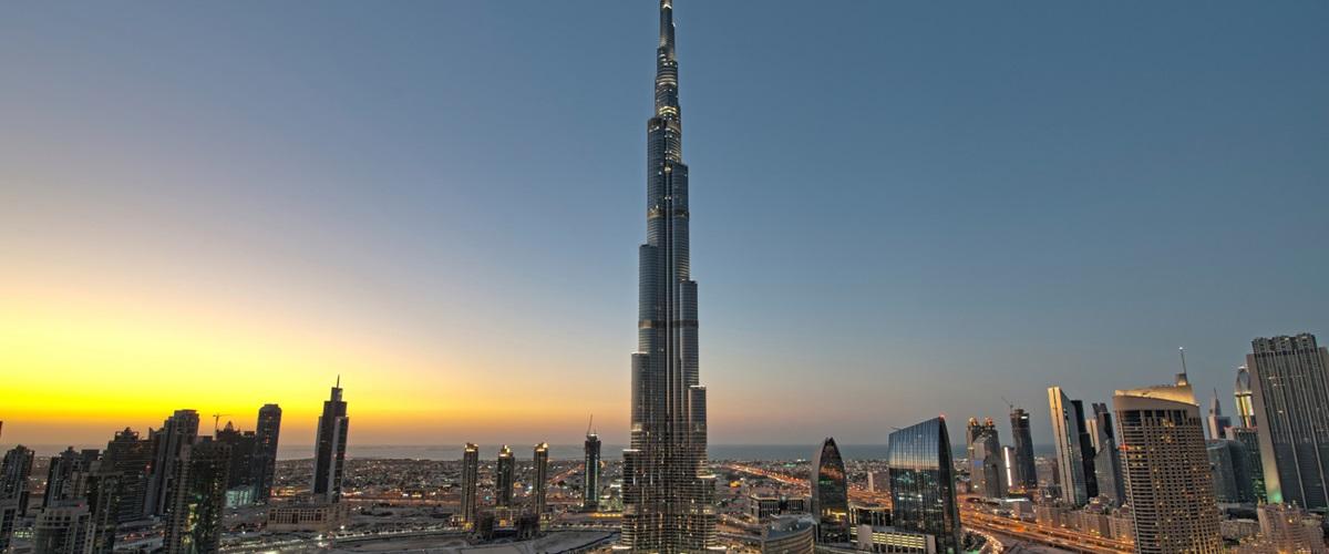 """Membangun Pencakar Langit Setinggi """"Burj Khalifa"""" di Indonesia"""