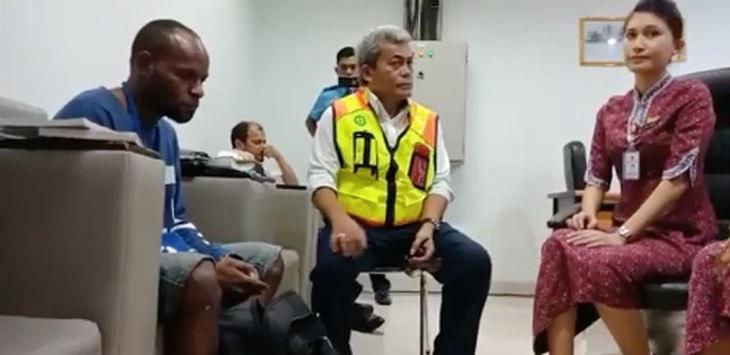 Tebang Pilih Candaan Bom Di Pesawat, Beraroma SARA dan Seks