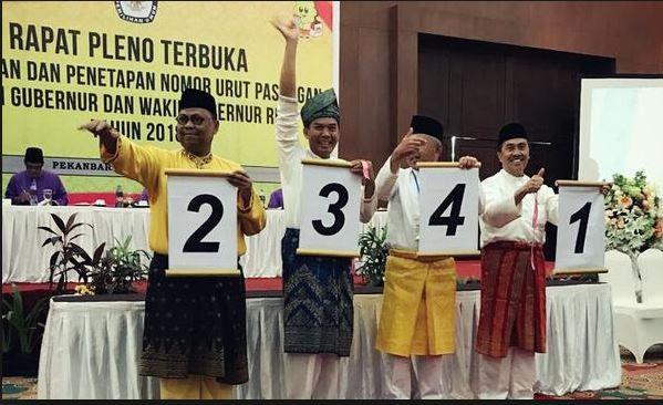 Jejak Digital Tiga Calon Gubernur Riau Terindikasi Korupsi