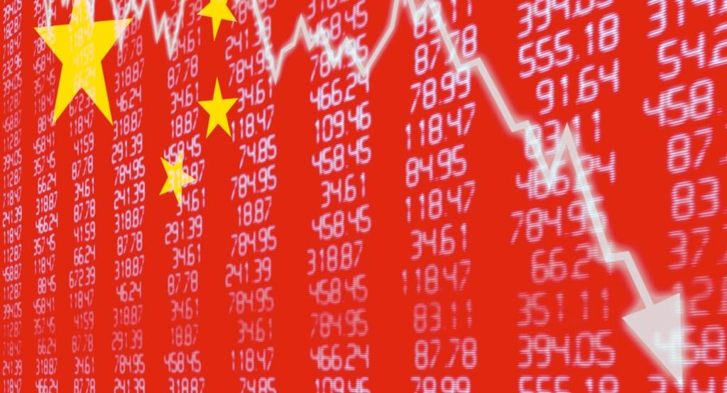 Saham di Shanghai Melorot Drastis, Hilanglah Uang Senilai Kanada