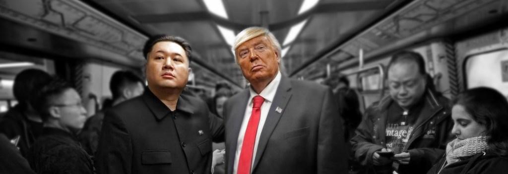 Trumpkim Summit, Pertemuan Bersejarah AS-Korut