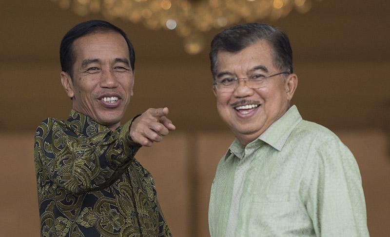 Tipis Harapan MK Luluskan Keinginan JK Jadi Cawapresnya Jokowi