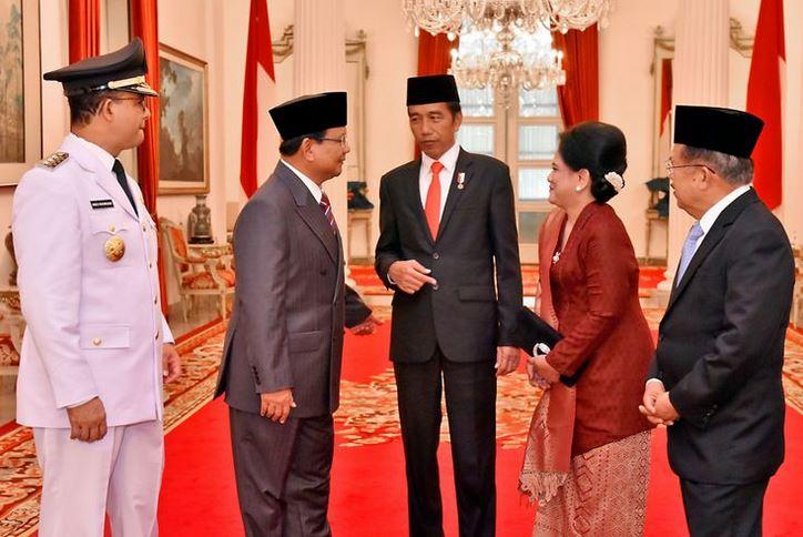 Dahului DPP Partai Demokrat, Soekarwo Nyatakan Dukung Jokowi