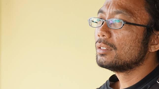 Ricky Elson, Pendongeng Michio Kaku Dari Ciheras