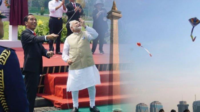 Seperti Main Layangan, Jokowi Asyik Tarik-ulur Benang Cawapres