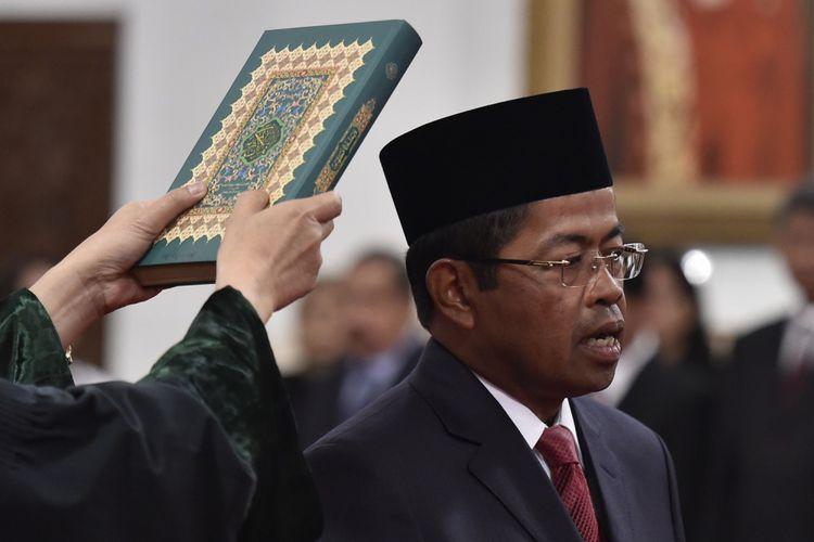 Idrus Marham, Menteri Jokowi Pertama yang Jadi Tersangka KPK
