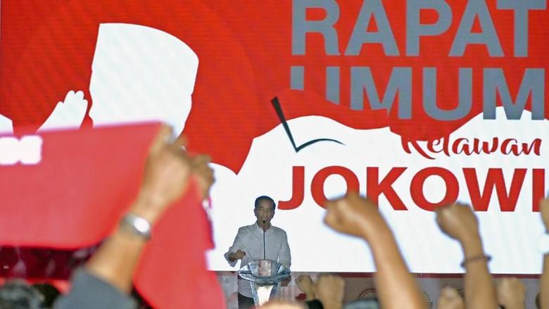 Nasihat Jokowi tentang Keberanian, yang kemudian Diplesetkan