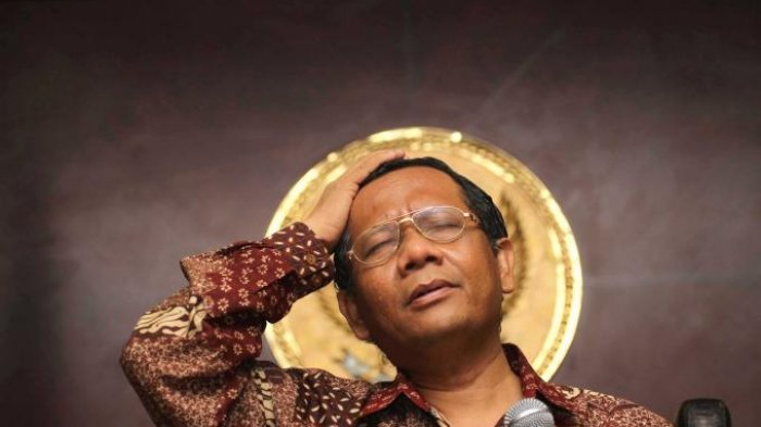 Tetap Dukung Jokowi, Rakyat Bangga terhadap Mahfud MD