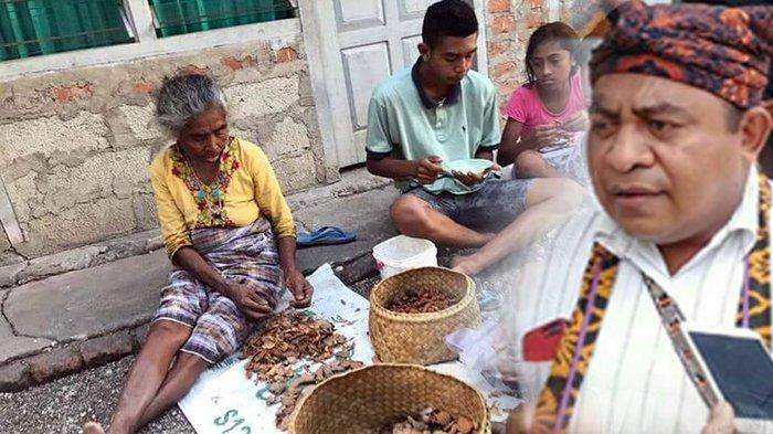 Anak Sudah Jadi Bupati, Orang Tuanya Tetap Jualan di Pasar