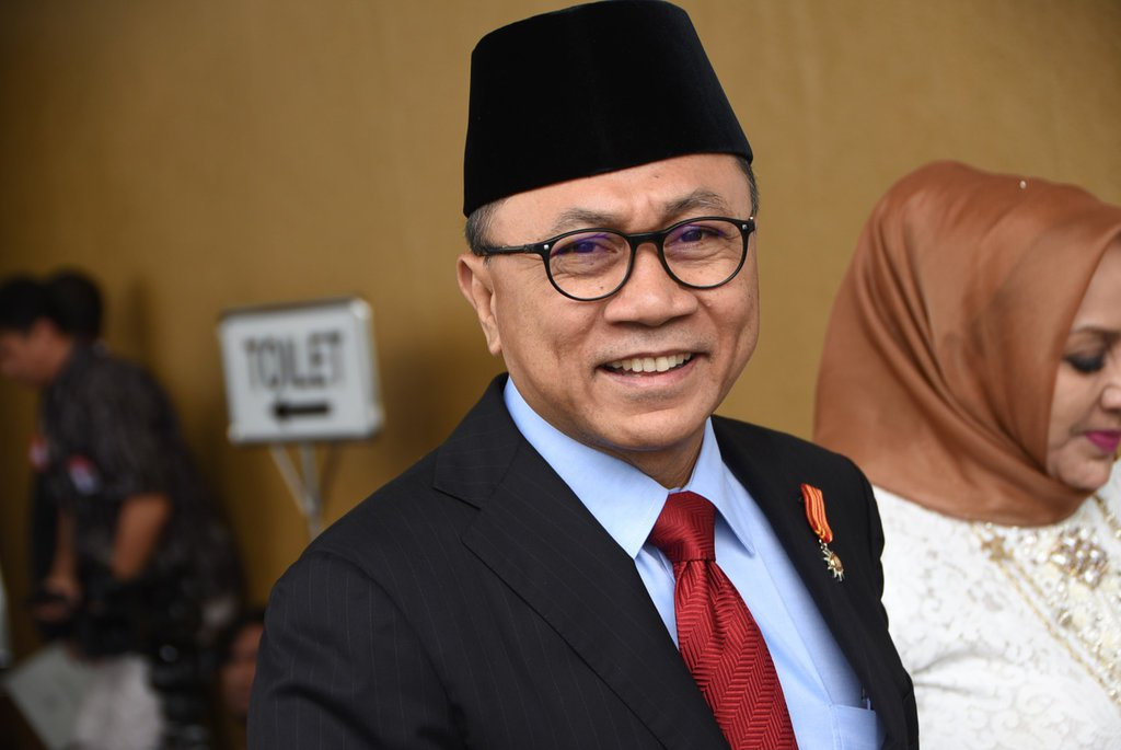 Politis, Pernyataan Ketua MPR soal Pembayaran Pokok Utang Pemerintah