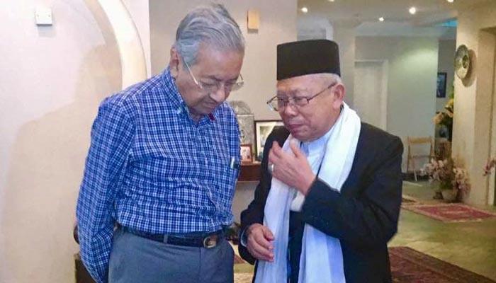 Dukungan Mahathir ke Jokowi-Ma'ruf Pukulan Telak bagi Loyalis Prabowo