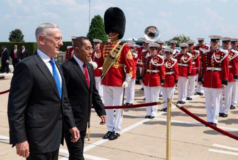 Sukses, Diplomasi Pertahanan Menhan Ryamizard ke AS