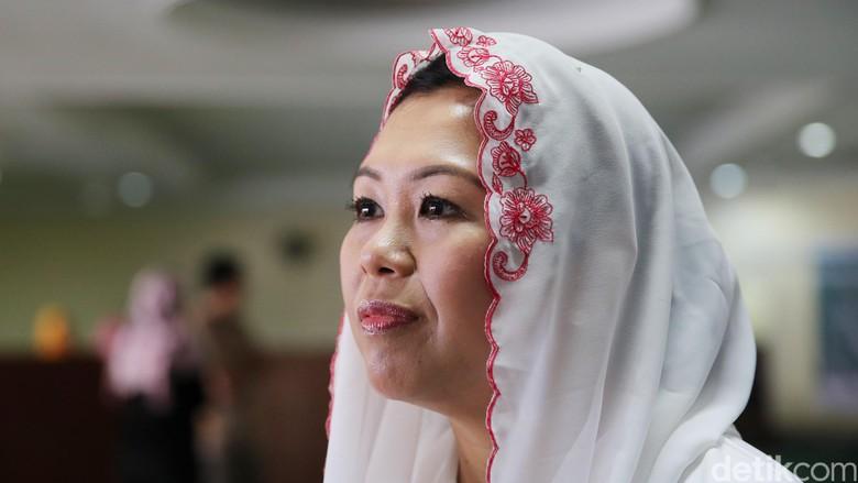 Pernyataan Resmi Yenny Wahid Mendukung Jokowi-Ma'ruf Amin