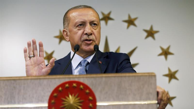 Idlib dan Harga Diri Recep Tayyip Erdogan