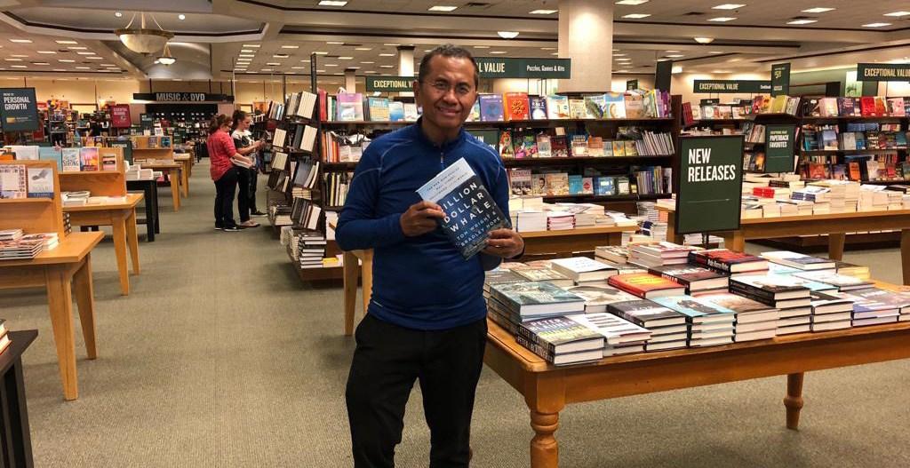 Buku Jho Low Dari Houston