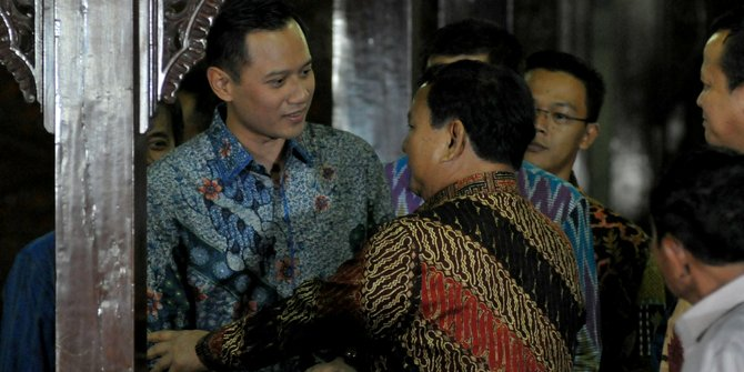 Prabowo Menyia-nyiakan AHY, SBY Membalas dengan Politik Dua Kaki