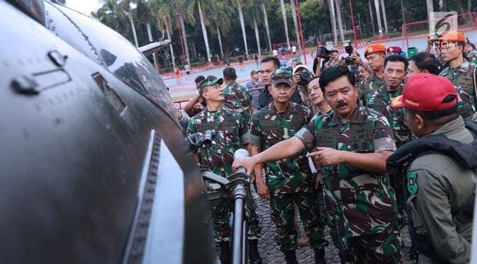Operasi Jembatan Udara Kemanusiaan Herky TNI AU ke Palu